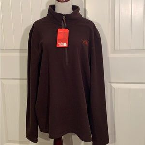 The North Face Textured Cap Rock 1/4 Zip Pullover